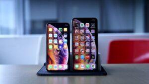 iPhone XS vs iPhone Xmax