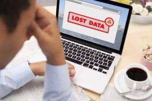 Datenverlust bei Apple Geräten