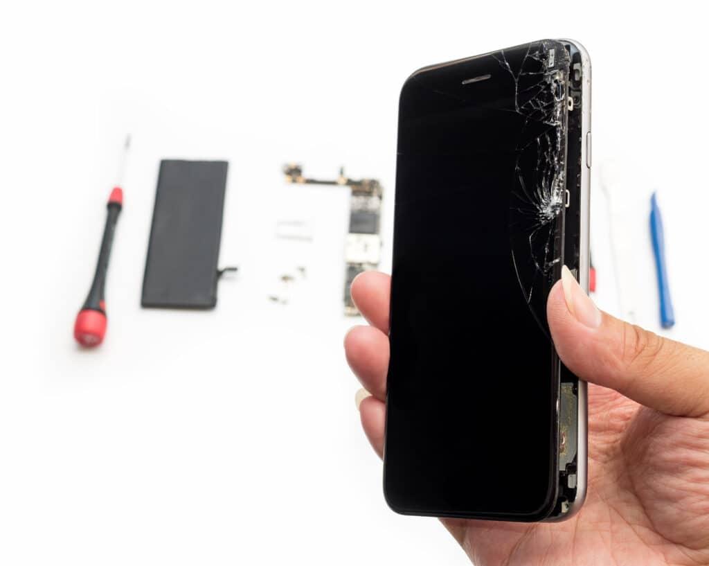 Display Wechsel Huawei Smartphone
