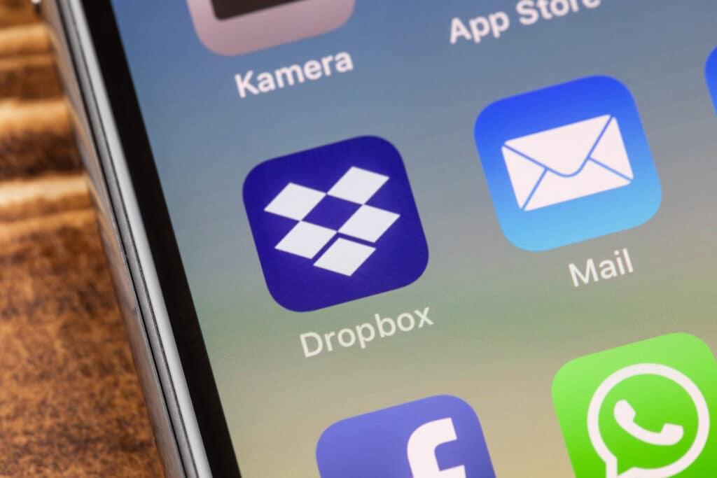 iPhone email retten nach Wasserschaden