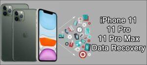 iPhone 11 Datenwiederherstellung