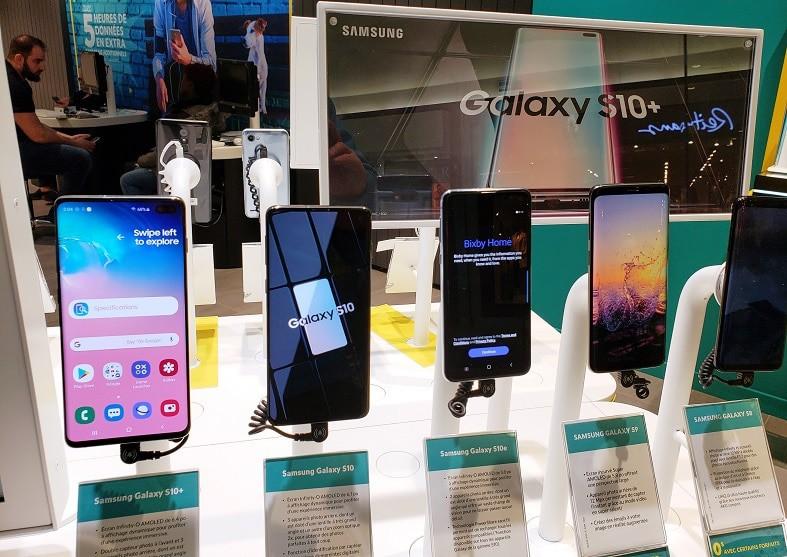Daten retten Samsung Galaxy S10