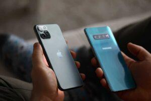 Datenübertragung iPhone auf Samsung