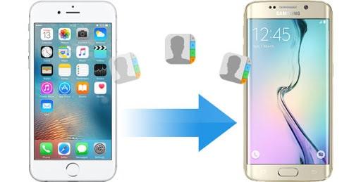 Datenübertragung von iOs zu Android