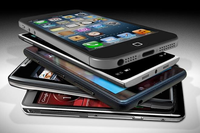 gebrauchte Smartphone