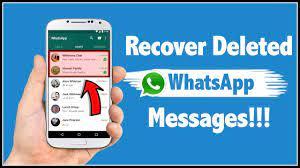 gelöschte Whats App Nachrichten wiederherstellen