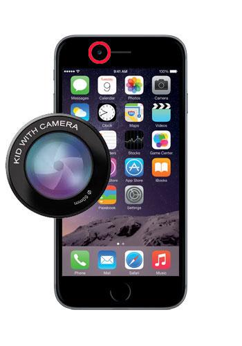 iPhone 7 Kamera Reparatur