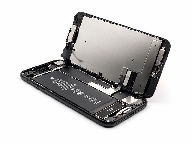 iPhone 7 Logicboard Reparatur