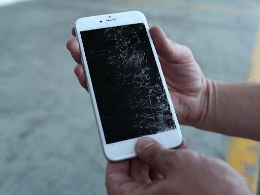 iPhone 7 Plus Display kaputt