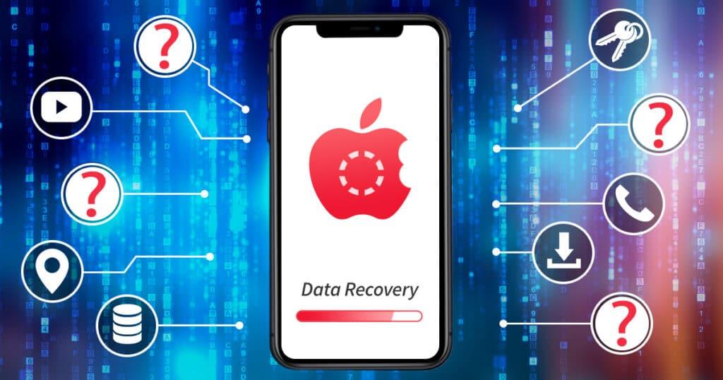 iPhone Datenrettung
