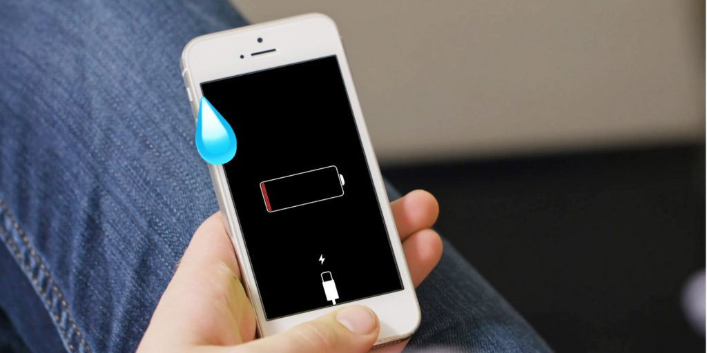 iPhone no charge