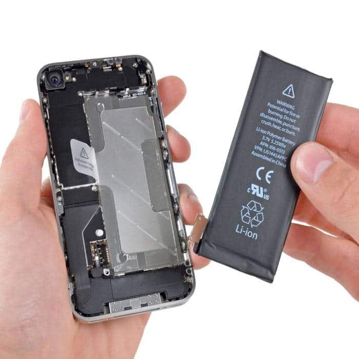 iPhone SE Akku tauschen