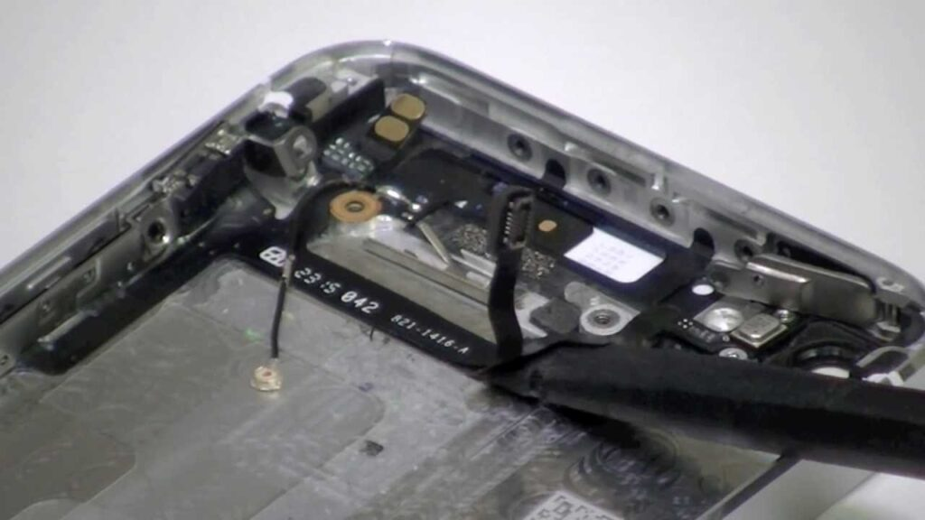 iPhone SE Ein - Ausschalter Reparatur