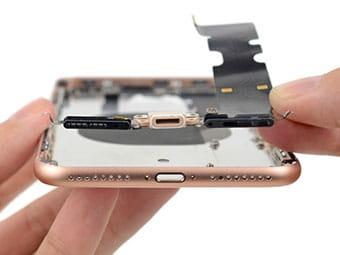 iPhone X Ladebuchse Reparatur
