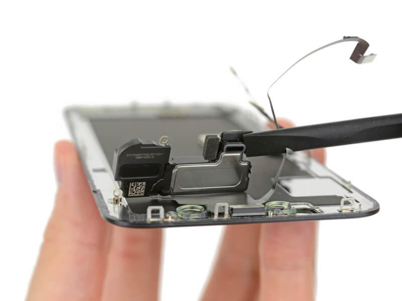 iPhone XS Lautsprecher Reparatur