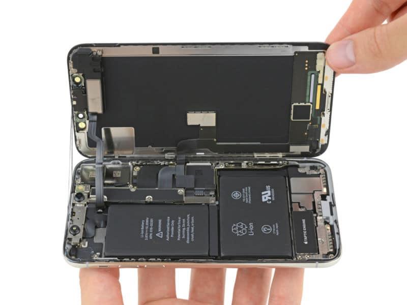 iPhone X Platinen Reparatur & Datenrettung