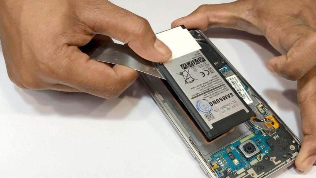 Samsung Galaxy S7 Edge Akku Reparatur