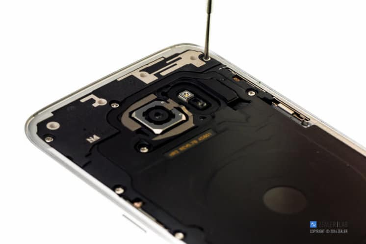 Samsung Galaxy S7 Lautsprecher Reparatur