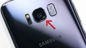 Samsung Galaxy S8 Kamera Reparatur