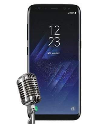 Samsung Galaxy S8 Mikrofon Reparatur