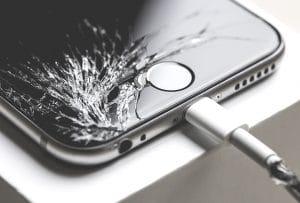 iPhone kaputtes Display