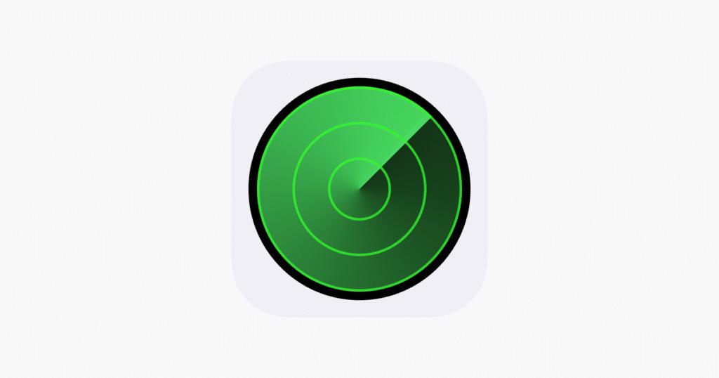 iPhone suchen App