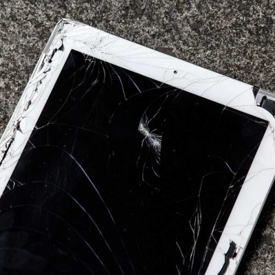 Cracked Tablet.